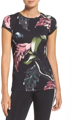 Women's Ted Baker London Eden Fitted Tee $79 thestylecure.com