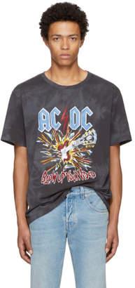 Gucci Black AC/DC Logo T-Shirt