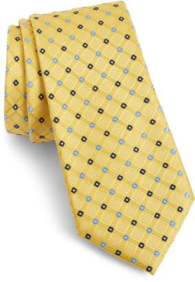 Nordstrom Coventry Neat Silk Tie