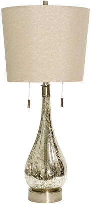 Stylecraft Style Craft 36In Fulda Mercury Table Lamp