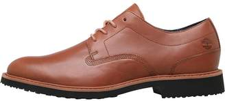Timberland Mens Brook Park Light Oxford Shoes Mid Brown