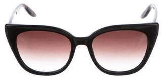 Barton Perreira Shirelle Gradient Sunglasses
