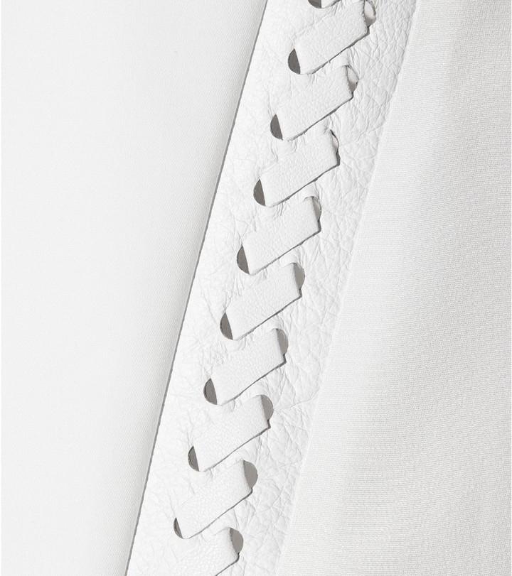 3.1 Phillip Lim Two-piece silk dress
