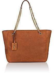 Saint Laurent Women's Niki Large Leather Shopping Bag - Brown