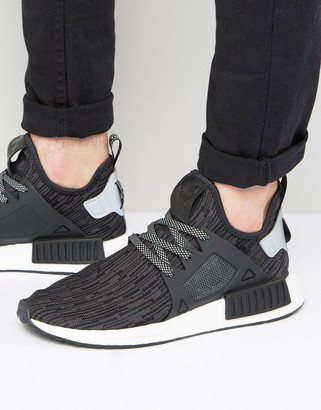 adidas Originals NMD_XR1 PK Sneakers In Black S77195 $156 thestylecure.com