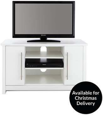 At Littlewoods  C2 B7 Consort Furniture Limited Mono Readyembled Corner Tv Unit Fits Up To 43 Inch Tv