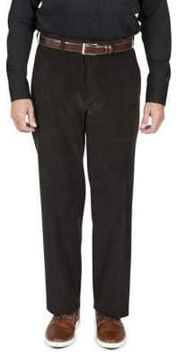 Haggar Classic-Fit Corduroy Pants