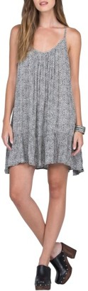Women's Volcom Nerd Of Paradise Swing Dress $45 thestylecure.com