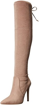 Guess Women's Akera Riding Boot $139 thestylecure.com