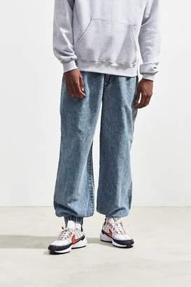 Urban Outfitters Vintage Vintage Striped Denim Jogger Pant