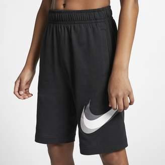 Nike Big Kids' (Boys') Shorts Sportswear
