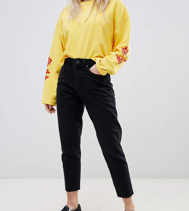 Kubban Petite Core Mom Jeans