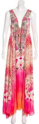 Camilla Empire Maxi Dress