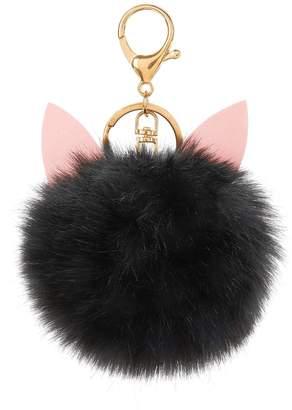 Shein Pom Pom Keychain With Ear