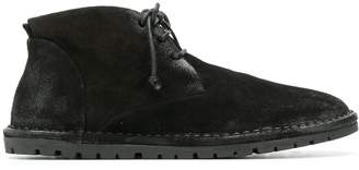 Marsèll flat lace-up ankle boots