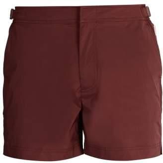 Orlebar Brown Setter Sport Swim Shorts - Mens - Burgundy