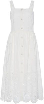 Sea Exploded Eyelet Sundress $425 thestylecure.com