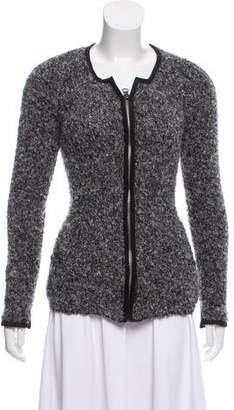 Etoile Isabel Marant Knit Zip-Up Cardigan