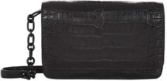 Nancy Gonzalez Crocodile Wallet Bag