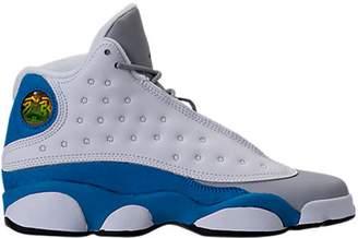 Jordan 13 Retro White Italy Blue (GS)
