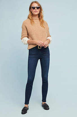 3x1 W3 Channel Seam High-Rise Skinny Jeans