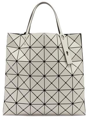 Bao Bao Issey Miyake Lucent Twill Tote Bag - Womens - Light Grey