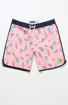 "Trunks Ambsn Pinky 15"" Swim"