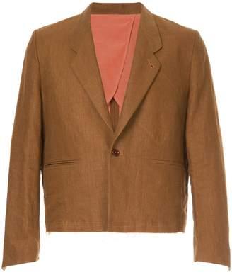 SASQUATCHfabrix. cropped blazer