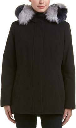 Dawn Levy Maci Twill Jacket