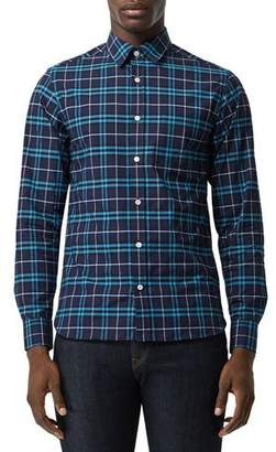 Burberry Men's George Plaid Sport Shirt