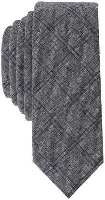 Original Penguin Men's Dillon Check Skinny Tie