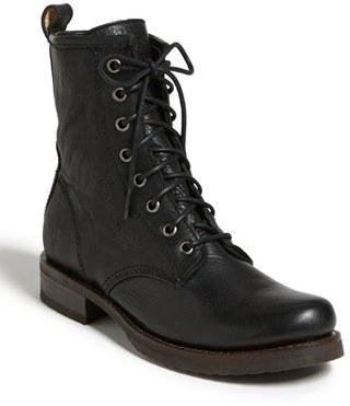 Women's Frye 'Veronica Combat' Boot $277.95 thestylecure.com