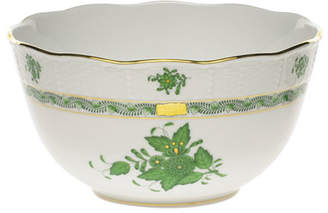 Herend Chinese Bouquet Green Bowl
