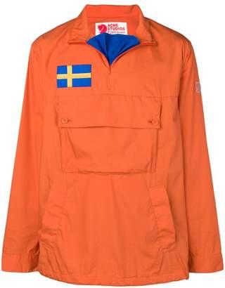 Acne Studios Fjällräven anorak jacket