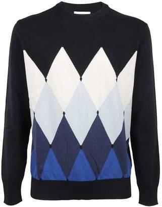 Ballantyne Diamond Pattern Pullover