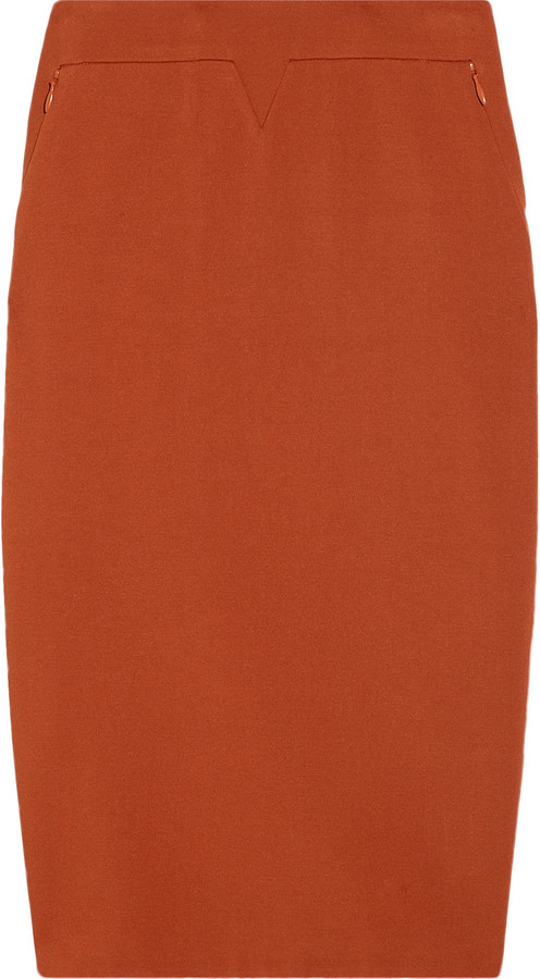 3.1 Phillip Lim Ponte pencil skirt