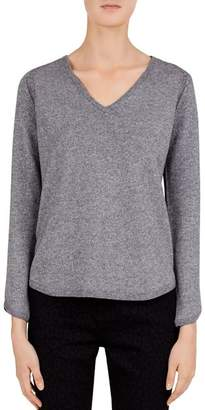 Gerard Darel Cécile V-Neck Sweater