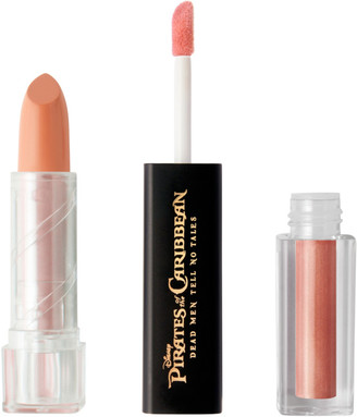 Lorac Pirates Of The Caribbean Lip Duo - Trident $26 thestylecure.com