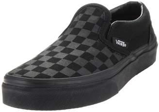 Vans Kids Classic Slip-On Skate Shoe 12.5 Kids US