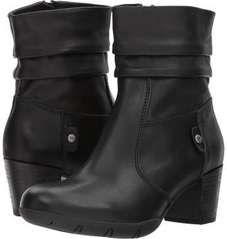 Wolky Colville Women's Dress Pull-on Boots