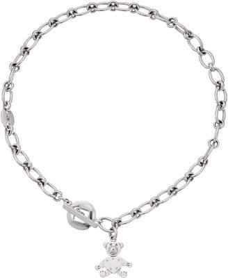 Pomellato67 Pomellato 67 - Teddy Bear T-Bar Necklace 44cm