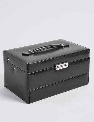 Marks and Spencer Large Rectangular Jewellery Box