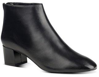 Women's Nine West 'Anna' Block Heel Bootie $119.95 thestylecure.com