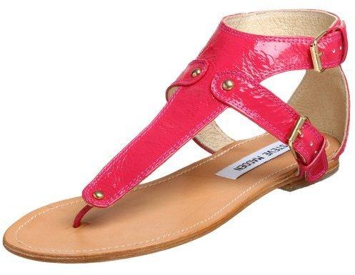Steve Madden Women's Shicago Ankle Strap Sandal