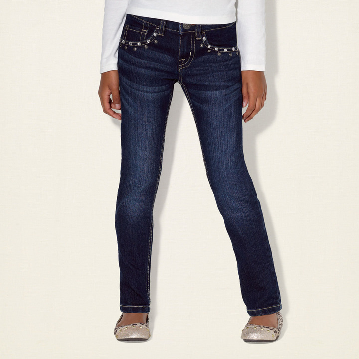 Children's Place Shine skinny jeans