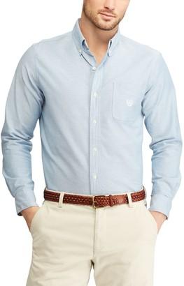 Chaps Men's Classic-Fit Stretch Oxford Button-Down Shirt