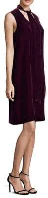 Lafayette 148 New York Ronan Velvet Dress