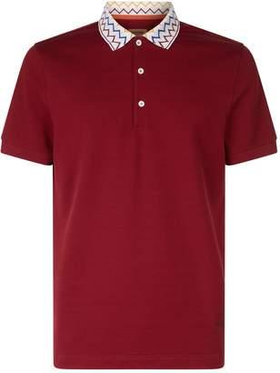 Missoni Zigzag Polo Shirt