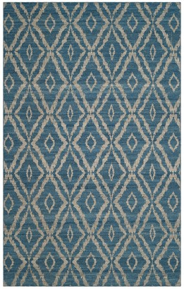 Safavieh Kilim Harper Lattice Wool Rug