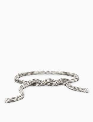 Calvin Klein crystal belt